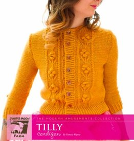 Juniper Moon Juniper Moon Farm Tilly Cardigan Pattern