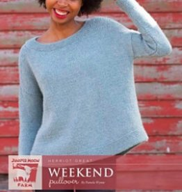 Juniper Moon Juniper Moon Farm Weekend Pullover Pattern