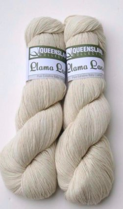 Llama Lace Queensland Collection