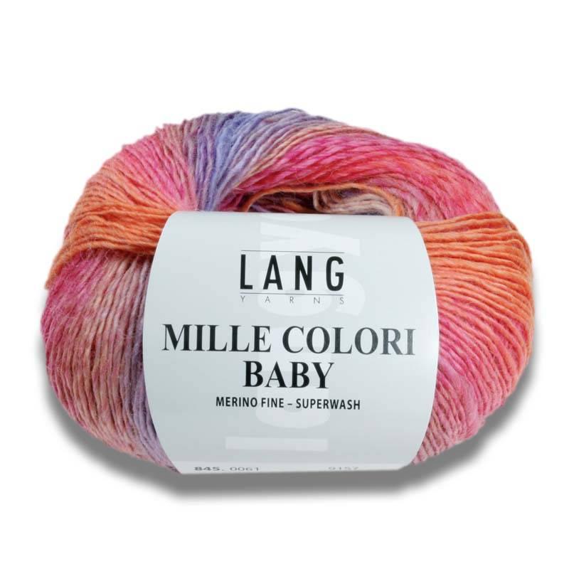 Lang Lang Mille Colori Baby
