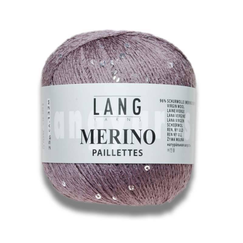 Lang Lang Merino Paillettes