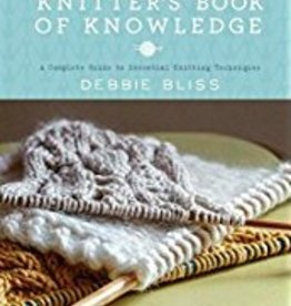 Debbie Bliss The Knitter's Book Of Knowledge