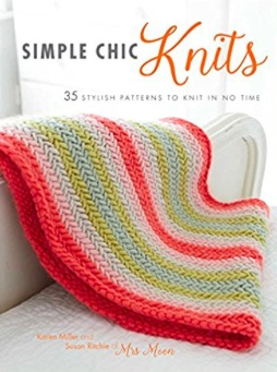 Simple Chic Knits Pattern Book