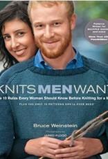Knits Men Want Book