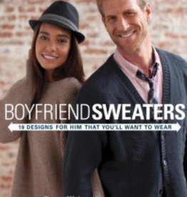 Boyfriend Sweaters Book