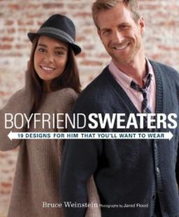 Boyfriend Sweaters Book