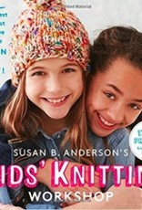 Kids Knitting Workshop Book