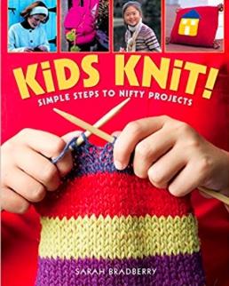 Kids Knit! Book
