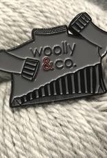 Woolly&Co. Woolly&Co. Enamel Pin