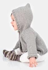 Spud&Chloe Spud & Chloe Honey Bear Hoodie & Sweetie Socks Pattern #9221