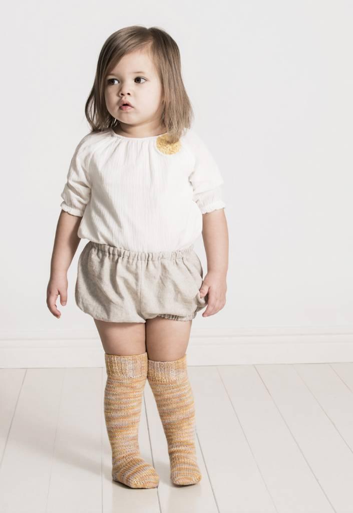 Spud&Chloe Spud & Chloe Tootsie Toes Socks Pattern