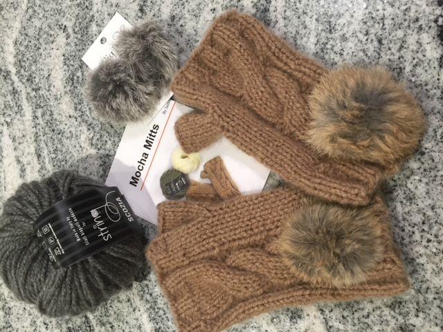 Woolly&Co. Woolly&Co. Mocha Mitts Pattern