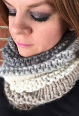 Woolly&Co. Woolly&Co. Anniversary Cowl Pattern