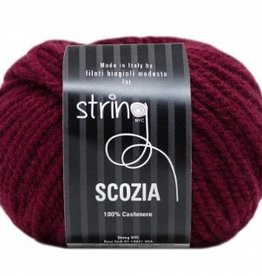String NYC Scozia 100% Cashmere by String