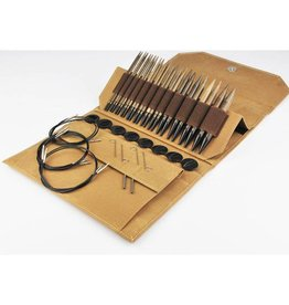 Lykke Lykke Driftwood Needles Set/Umber