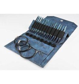 Lykke Lykke Driftwood Needles Set/Indigo