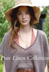 Rowan Pure Linen Collection Pattern Book