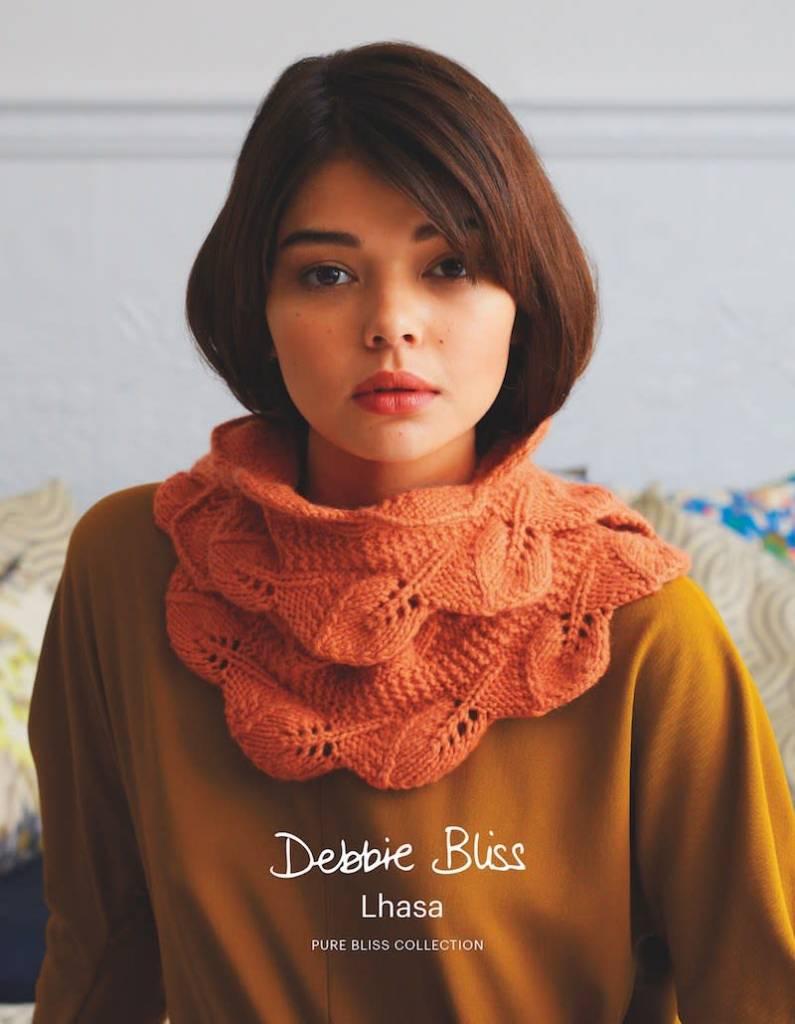 Debbie Bliss Debbie Bliss Lhasa Pattern Book