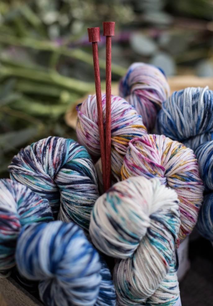 Woolly&Co. Yarn Winding