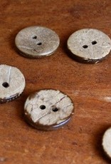 "Big Bad Wool Big Bad Wool Coconut Shell 5/8"" Buttons"