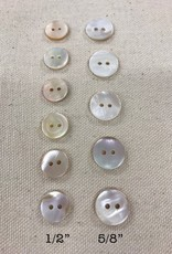 "Big Bad Wool Big Bad Wool Mother of Pearl 5/8"" Buttons"