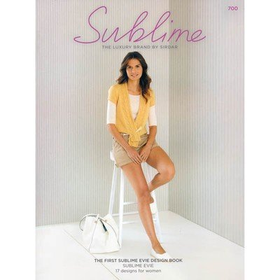 The First Sublime Evie Design Book