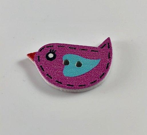 Bird Buttons