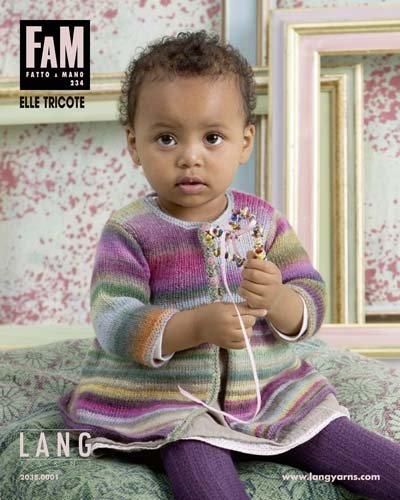 Lang Lang FAM book 234 Elle Tricote