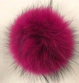 Big Bad Wool Big Bad Wool XL Hot Pink Pom Pom