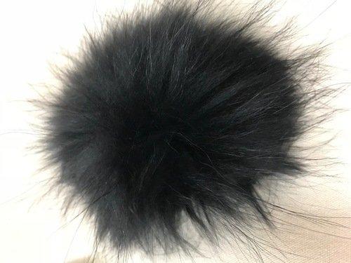 Big Bad Wool Big Bad Wool XL Black Pom Pom