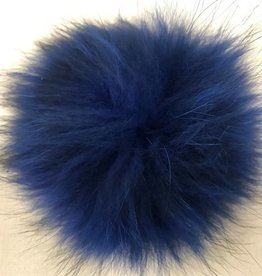 Big Bad Wool Big Bad Wool XL Blue Pom Pom
