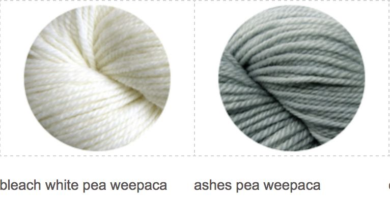 Big Bad Wool Big Bad Wool Pea Weepaca