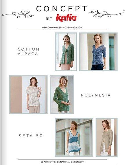 Katia Katia Concept Book#5