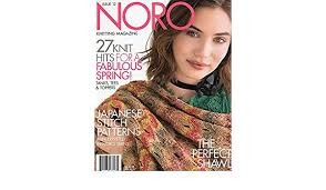 Noro Noro Knitting Magazine Issue 12