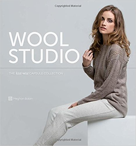 Wool Studio Pattern Book