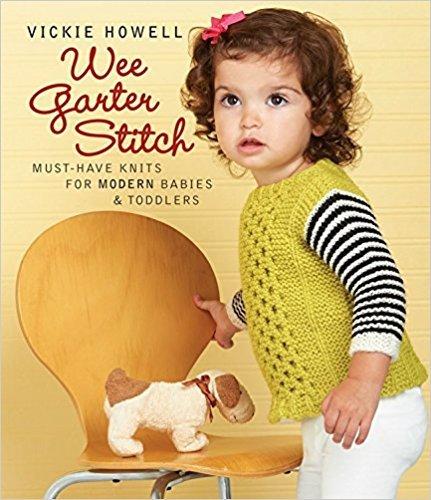 Wee Garter Stitch Pattern Book