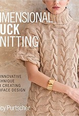 Dimensional Tuck Knitting Pattern and Tech Book