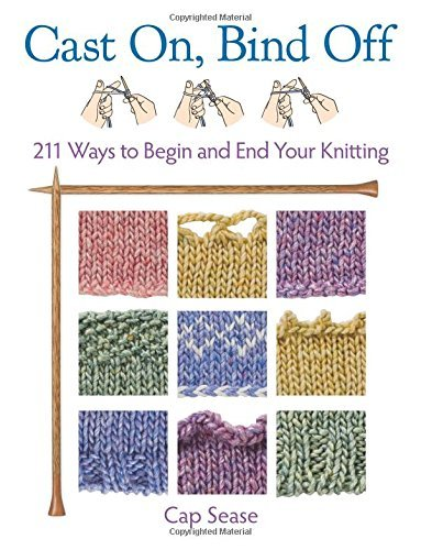 Cast On Bind Off Teck Book
