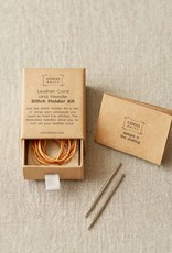 Cocoknits Cocoknits Leather Cord and Stitch Holder Kit