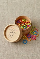 Cocoknits Cocoknits Colored Ring Stitch Markers -Up To US 13