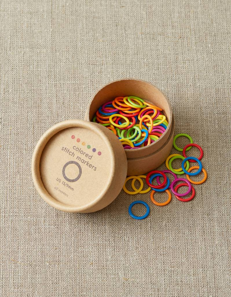 Cocoknits Cocoknits Colored Stitch Markers US 13