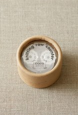Cocoknits Knitting Row Counter by CocoKnits