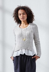 Cocoknits Rosa Sweater Pattern by Cocoknits