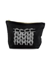 Toft Toft Zip Project Bag KNIT