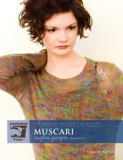 Juniper Moon Muscari Raglan Jumper Pattern