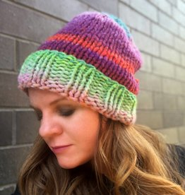 Woolly&Co. Rainbow Future Hat