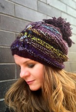 Multicolor Hat w/Cable