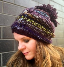 Multicolor Hat w/Cable