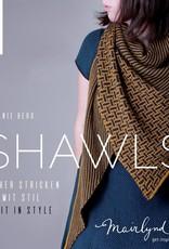 Shawls Pattern Book by Melanie Berg