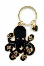 shelli Can Get Kraken Keychain